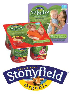 Stonyfield YoBaby Yogurt on http://www.greenmomsmeet.com ...