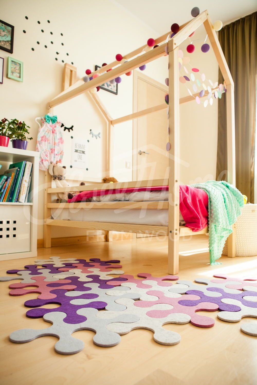 - Children's Furniture Children Bed, Childrens Furniture Wood Bed