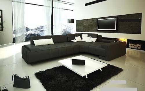 Ideas para decorar una sala al estilo minimalista - Para Más ...