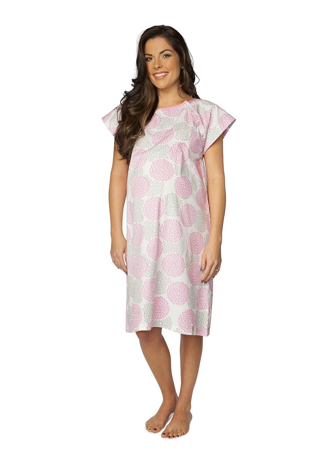 Lilly Gownies Labor & Delivery Gown | Birthing gown, Delivery gown ...