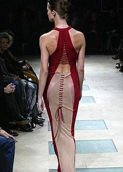 Azzedine Alaia Spring 2003 Haute Couture Collections