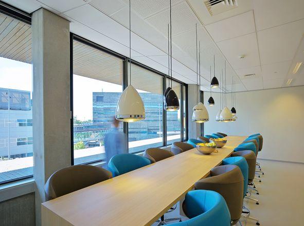 matrix vi science park amsterdam | interior architecture by ector, Innenarchitektur ideen