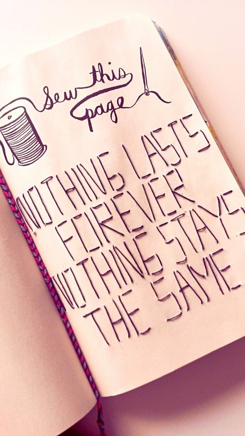 wreck this journal, ♡, and sew this page image   Wreck ...  Wreck This Journal Sew This Page
