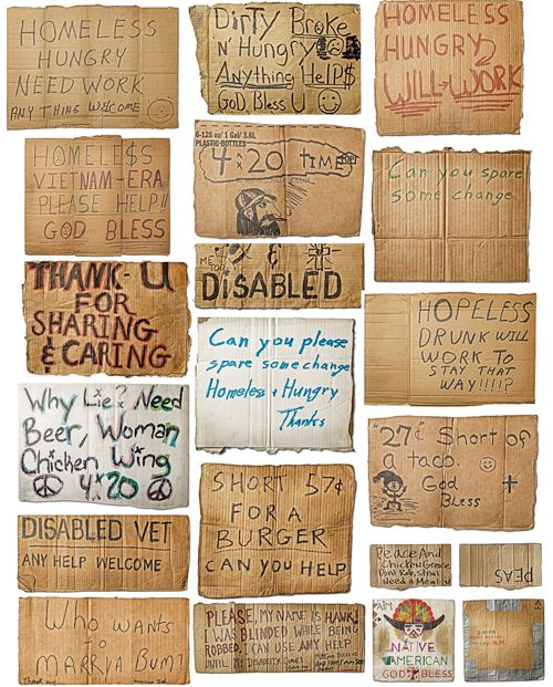 Pin By Katie West On Type Homeless Helping The Homeless Garage Sale Signs