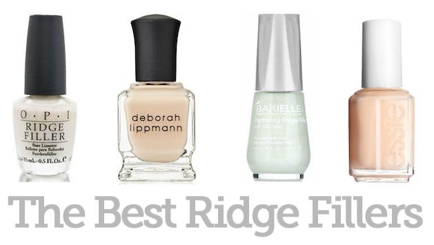 The Best Ridge Fillers | Nail Products | Nail ridges, Nails, Nail filler