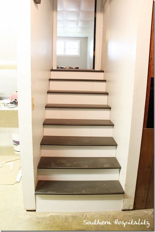 Best Week 20 How To Install New Stair Treads Garage Stairs 400 x 300