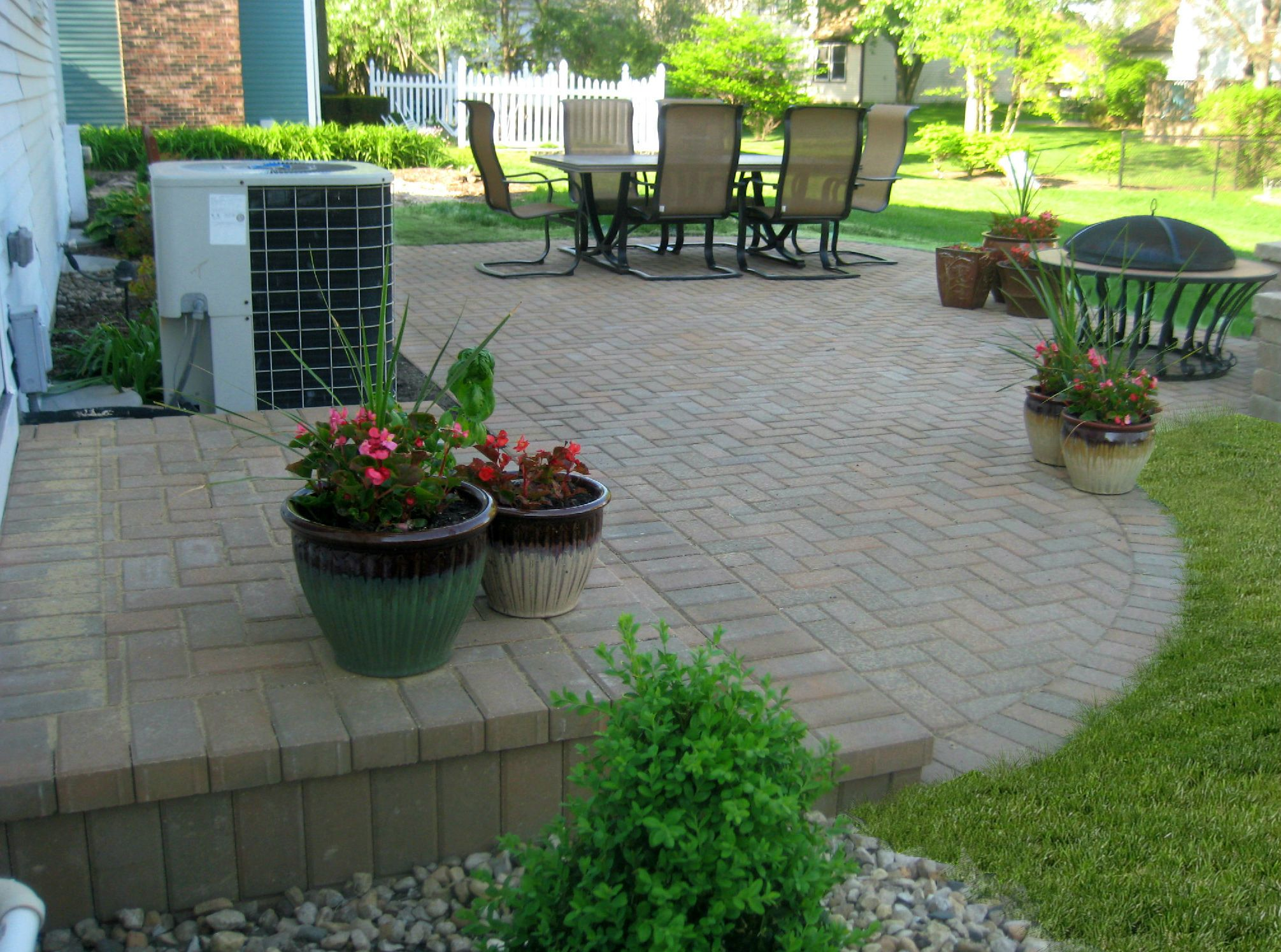 Belgard Holland Stone Patio by Wilmette IL Patio Builder