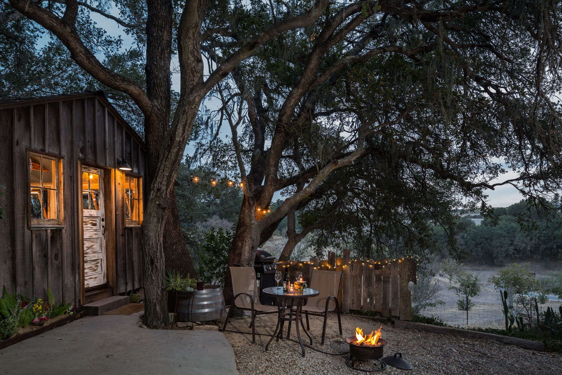 Hipcamp Rustic Cabin Paso Robles Wine Country Glamping Ca