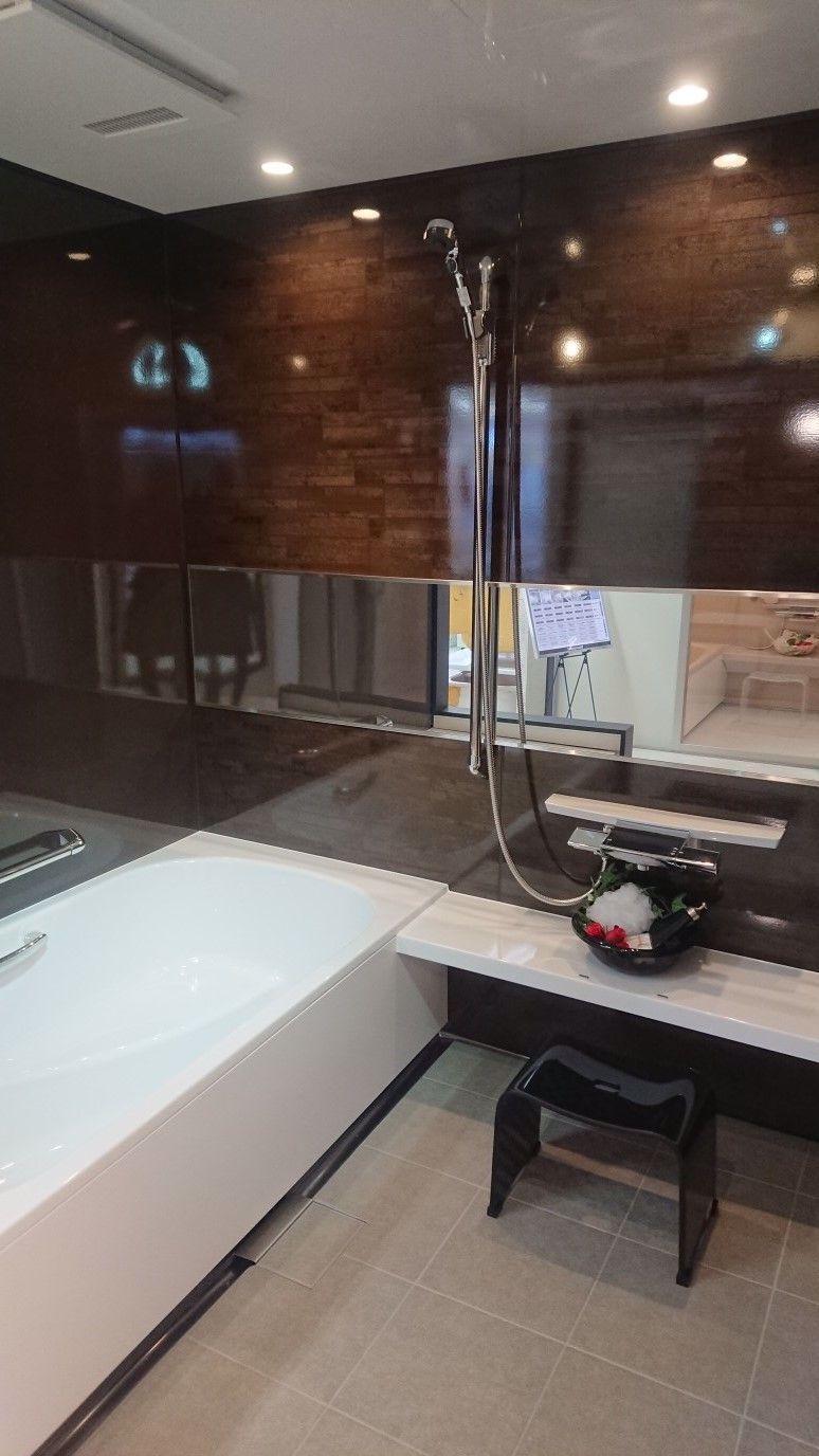 お風呂 浴室 レラージュ 1 25坪サイズ 1620 の設置イメージ