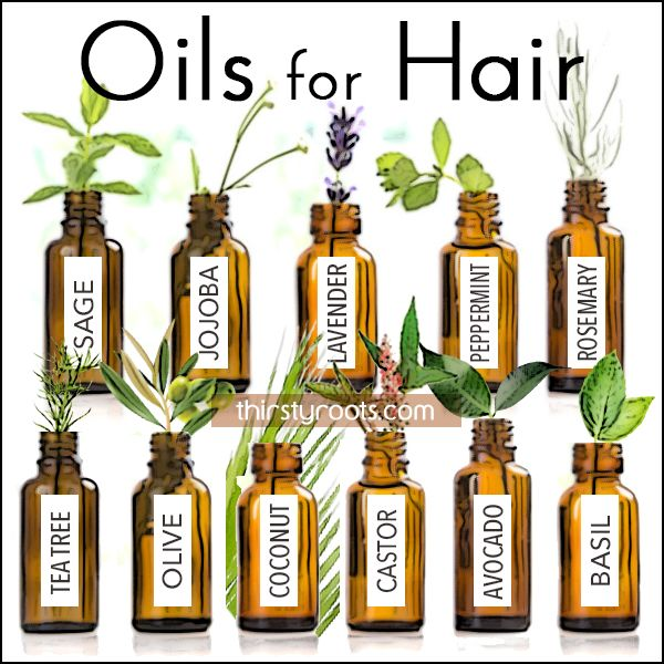 Oils for African American Hair and Scalp Care that Promotes Healthy Hair