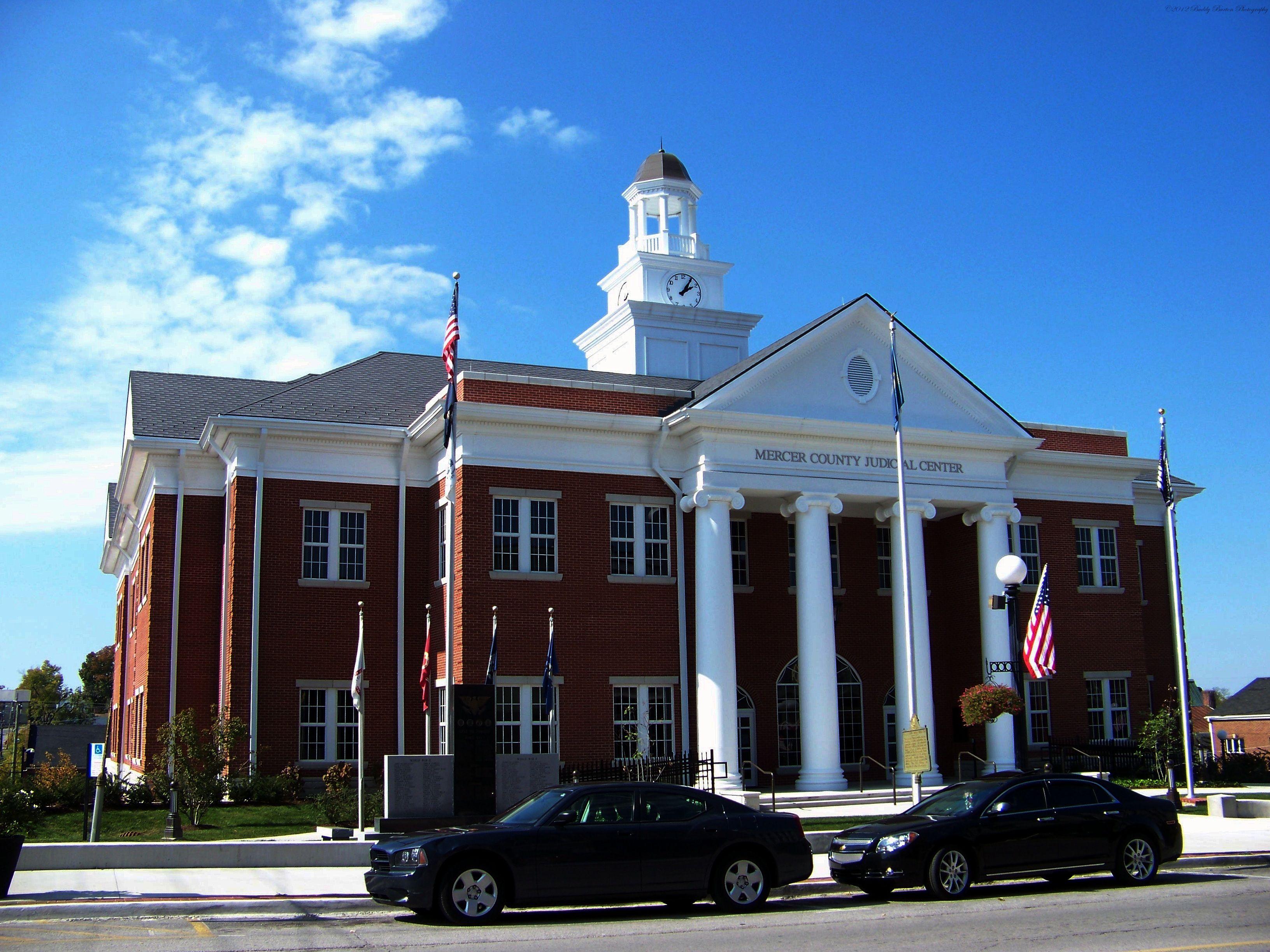 Downtown Harrodsburg KY 101212 Kentucky