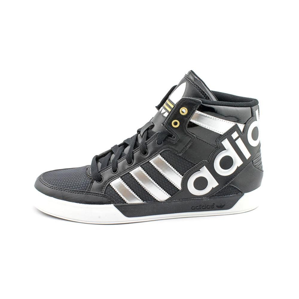 Amazon.com: Adidas Hard Court Hi Big Logo Mens Sneakers Shoes: Shoes