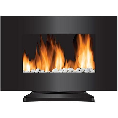 Frigidaire Vienna 2 In 1 Fireplace With Color Changing Flame