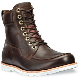 timberland men's earthkeepers 2.0 rugged 6 in. waterproof moc toe boots