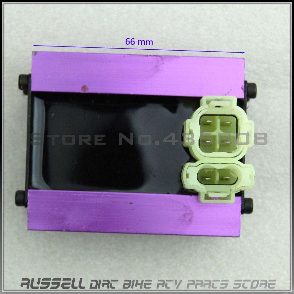Race CDI Box Ignition AC For Honda GY6 125 XR CRF 125cc