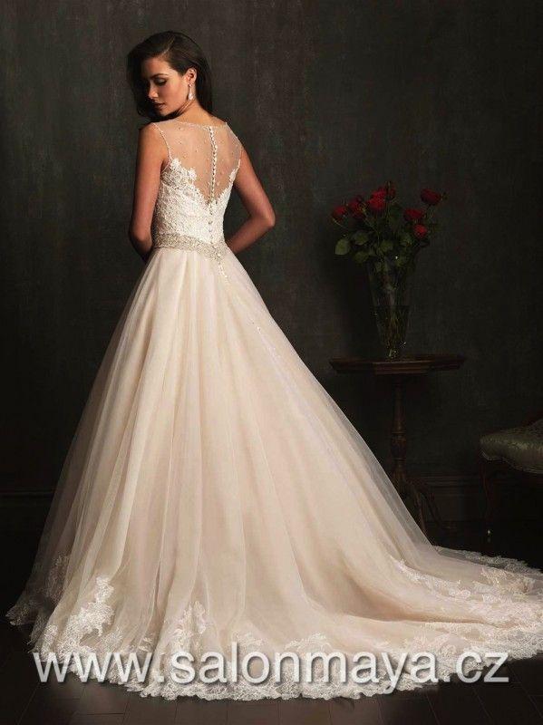 Svatební šaty - Půjčovna svatebních šatů Praha  94d1da00d87