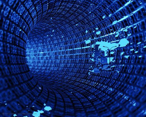 Binary Code Hd Wallpapers Backgrounds Wallpaper Social Media Infographic Technology Wallpaper Social Media Marketing Facebook