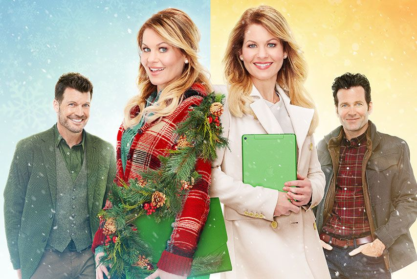 Find out more about the Hallmark Channel Original Movie