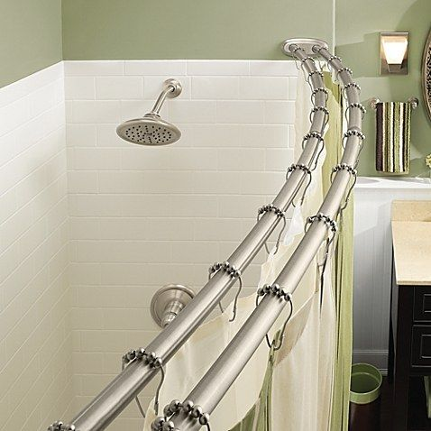 42 Storage Ideas That Will Organize Your Entire House Shower Rod