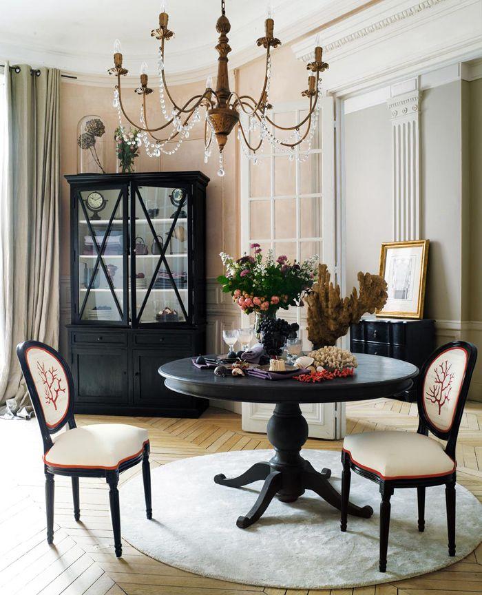 magnifique Provence. maison du monde Round dining table