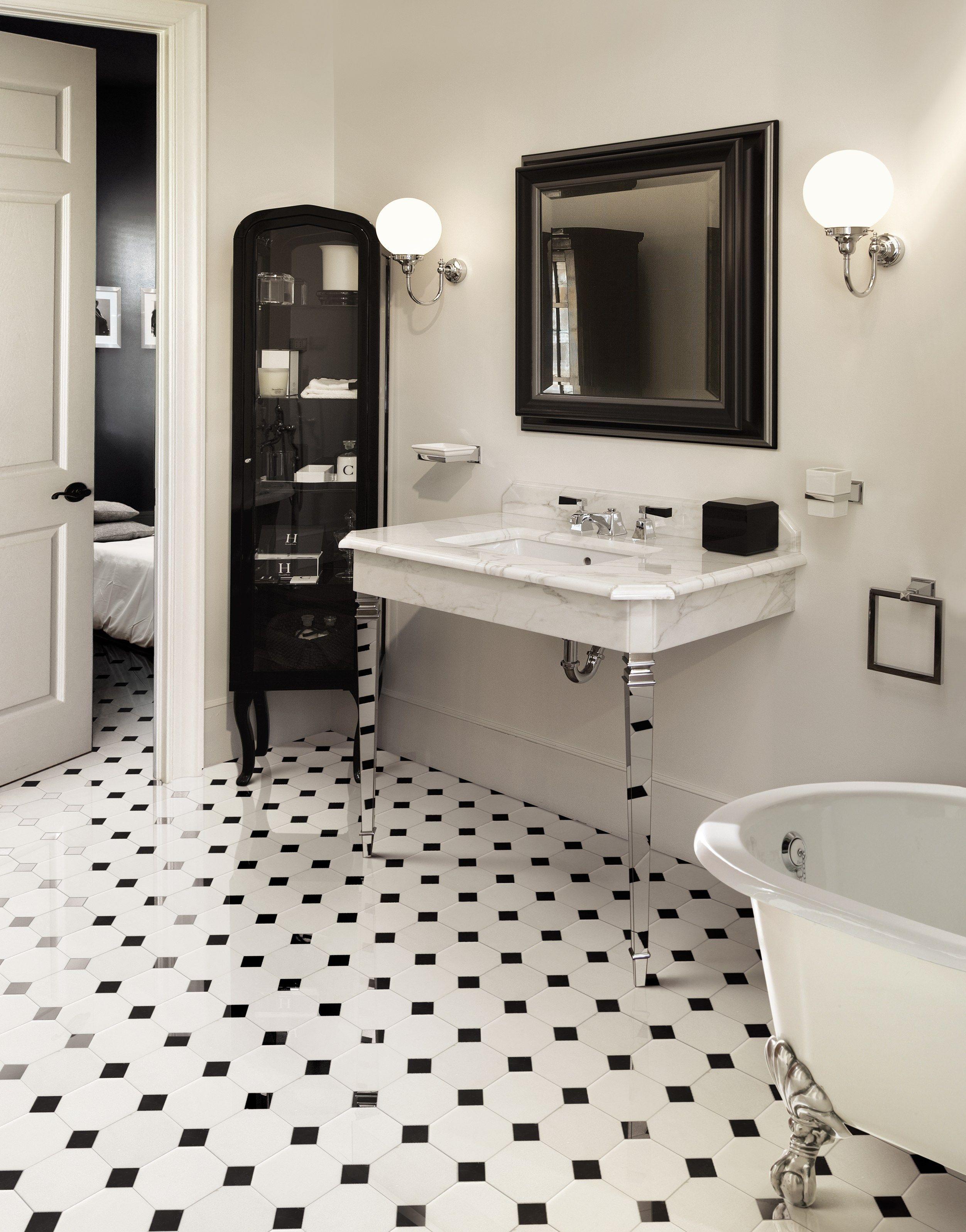 MARBLE FLOOR TILES ÉLITE MARBLE TILES BY DEVON&DEVON | bathroom ...