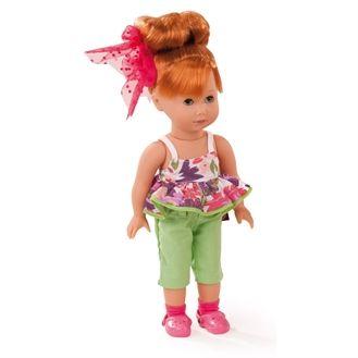 Götz dukke, Lucia, 27 cm. Køb hos Naturebaby