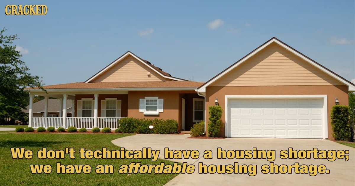 Why The U S Housing Market Is An Unaffordable Nightmare In 2021 Rent To Own Homes Florida Homes Exterior House Exterior