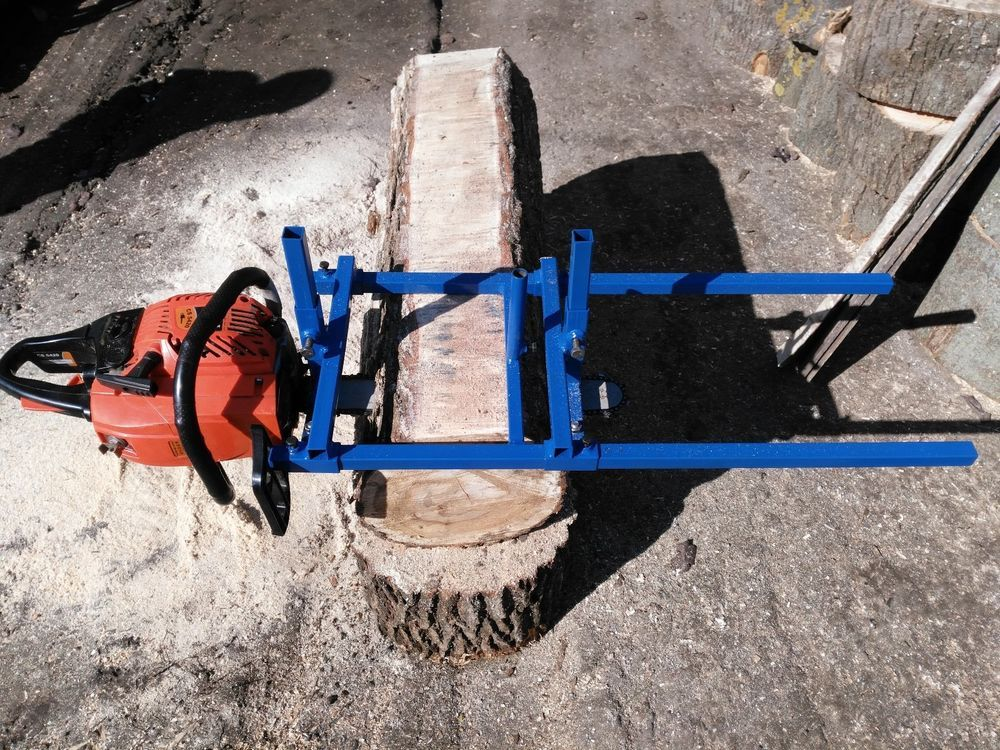 """Portable Chainsaw mill 42"""" Inch Planking Milling Bar Size"""