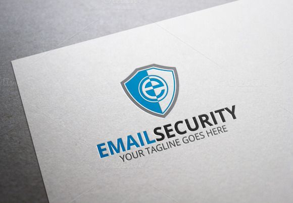 email security logo by xpertgraphicd on creative market letter