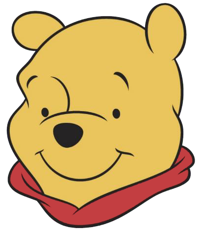 Image result for winnie the pooh head | Winnie the pooh ...