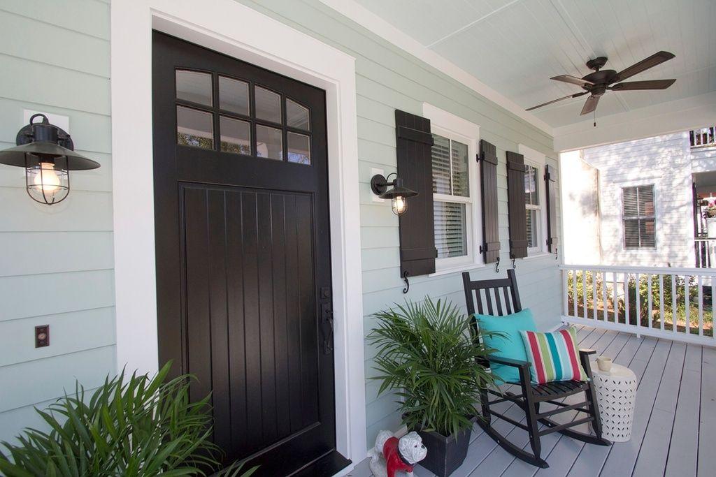 Traditional Front Door with Simpson Door Company Bungalow 7218 ...