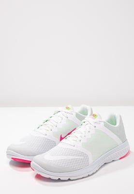 Nike Performance FS LITE RUN 3 - Lightweight running shoes - pure platinum/ white/