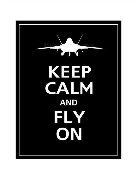Image result for keep calm and fly the plane
