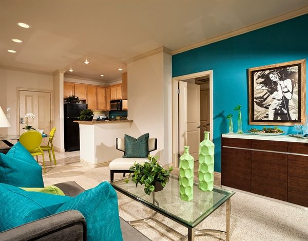 Accented Interiors Make Your Apartment As Individual As You Lovely Apartments Apartment Communities Hollywood Apartment