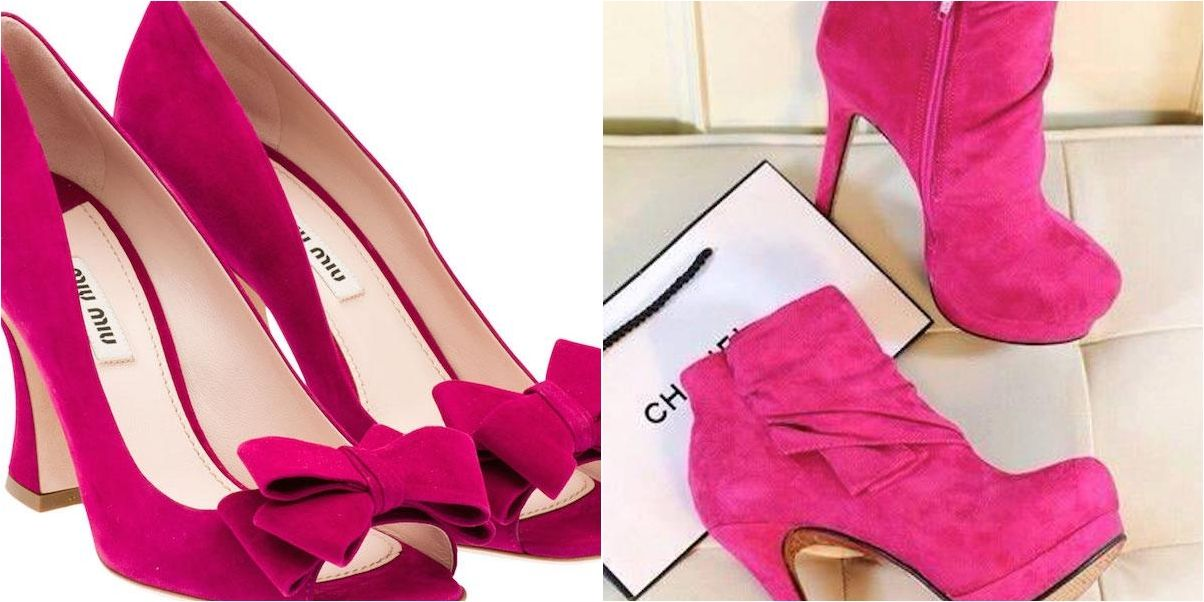8acca7fd Zapatos color fucsia, ¡da color a tu look esta temporada! ¿Te apuntas?