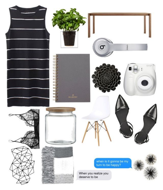 """""Live a life you will remember""~ Avicci"" by apple-queen on Polyvore featuring Kiki de Montparnasse, Boskke, Blu Dot, Mulberry, Crate and Barrel, Alexander Wang, DAY Birger et Mikkelsen, Topshop and Beats by Dr. Dre"