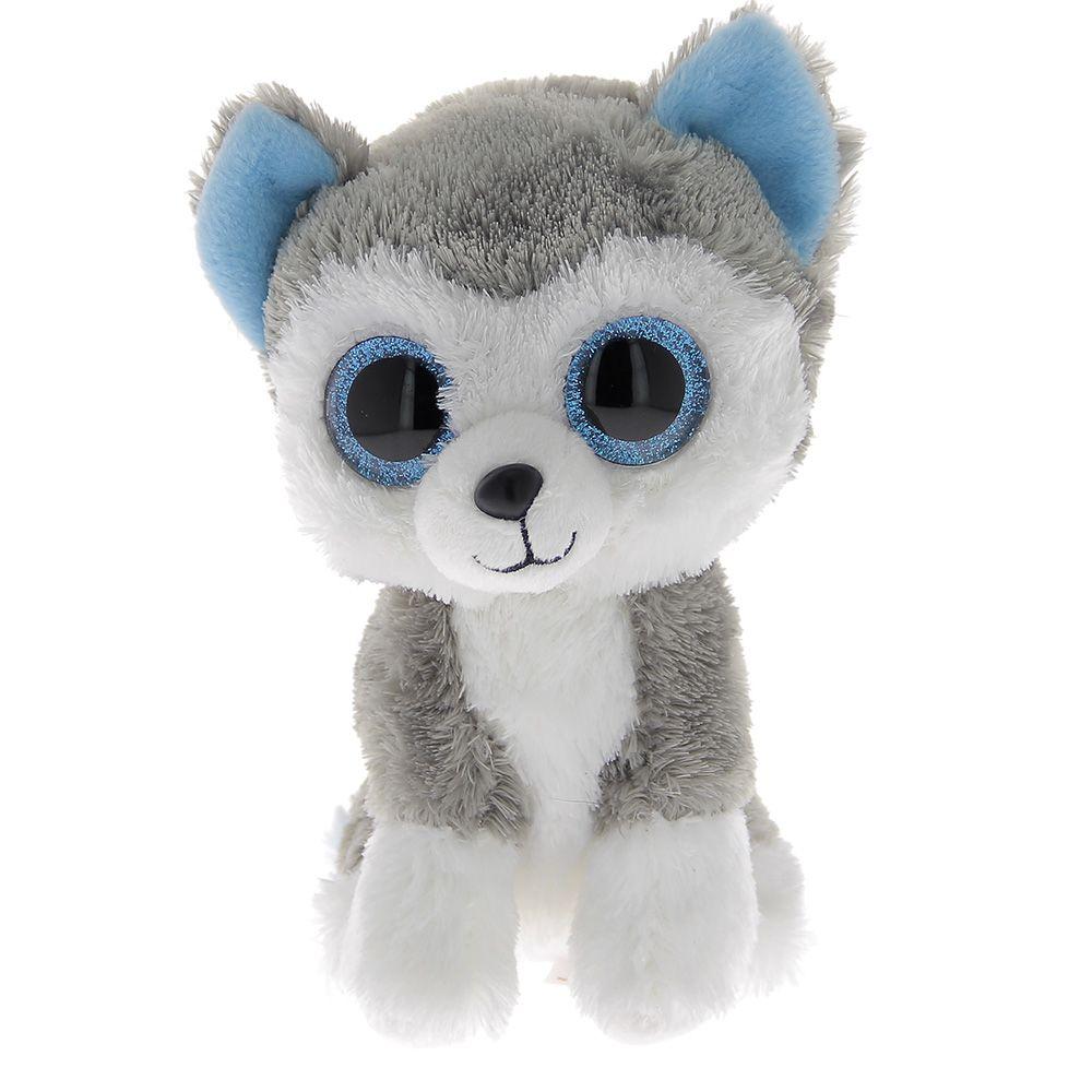 Chien gris et bleu toutou ty pinterest toutous gris - Animaux a gros yeux ...