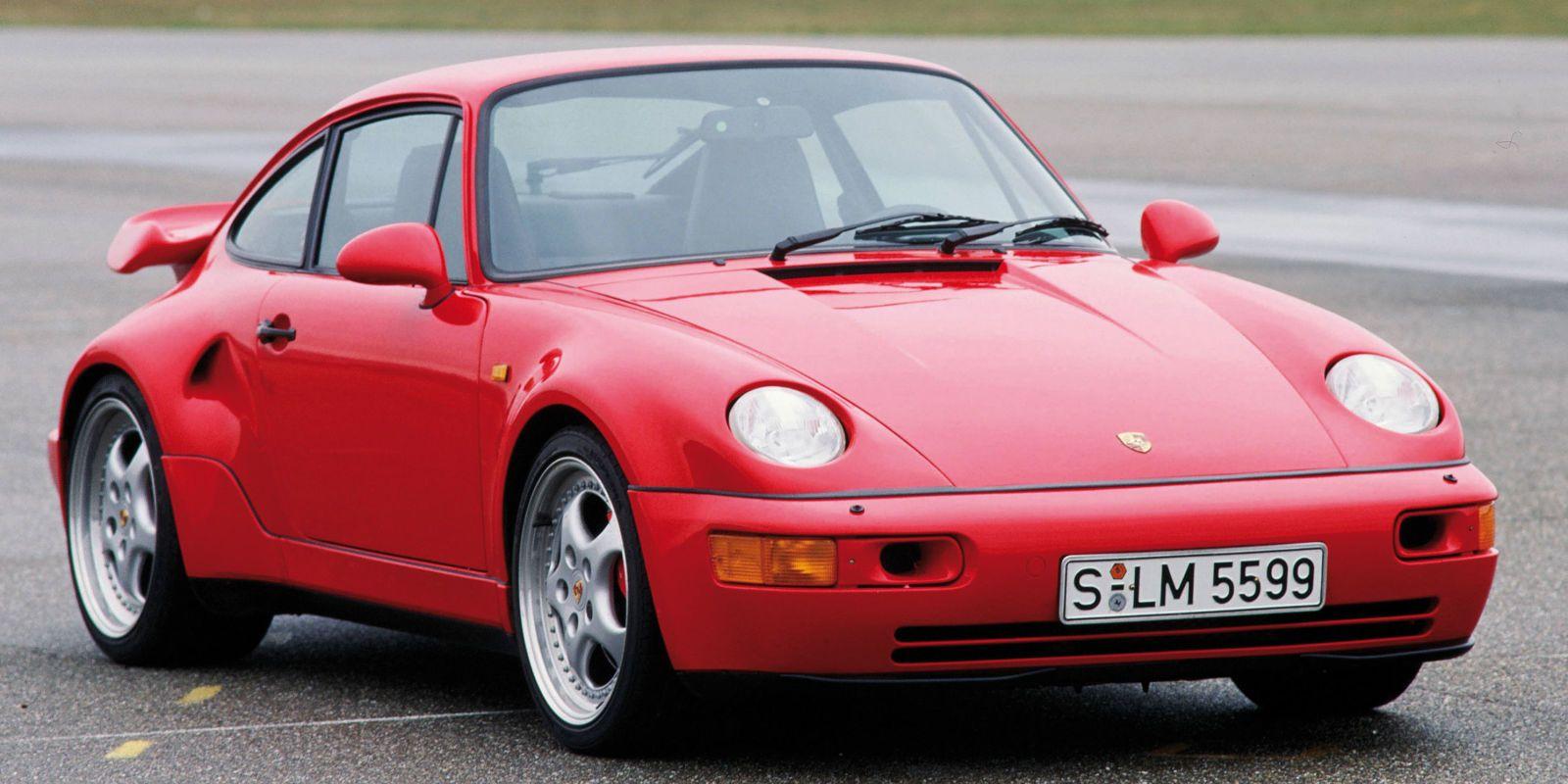 The Rarest Porsche Was Kept A Secret For Ten Years