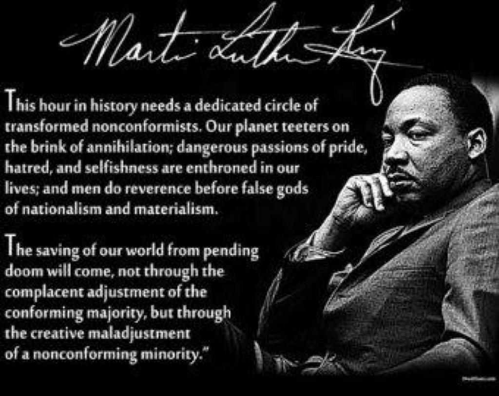 The Martin Luther King Jr Center On Twitter Martin Luther King Jr Quotes Mlk Quotes Martin Luther King Quotes