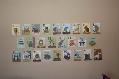 Great Wall Decor For The Playroom Easy Projects