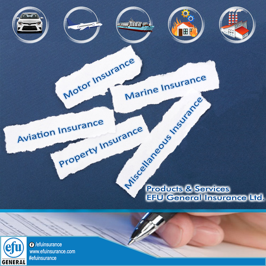 Products Services Efu General Insurance Ltd Motor Insurance
