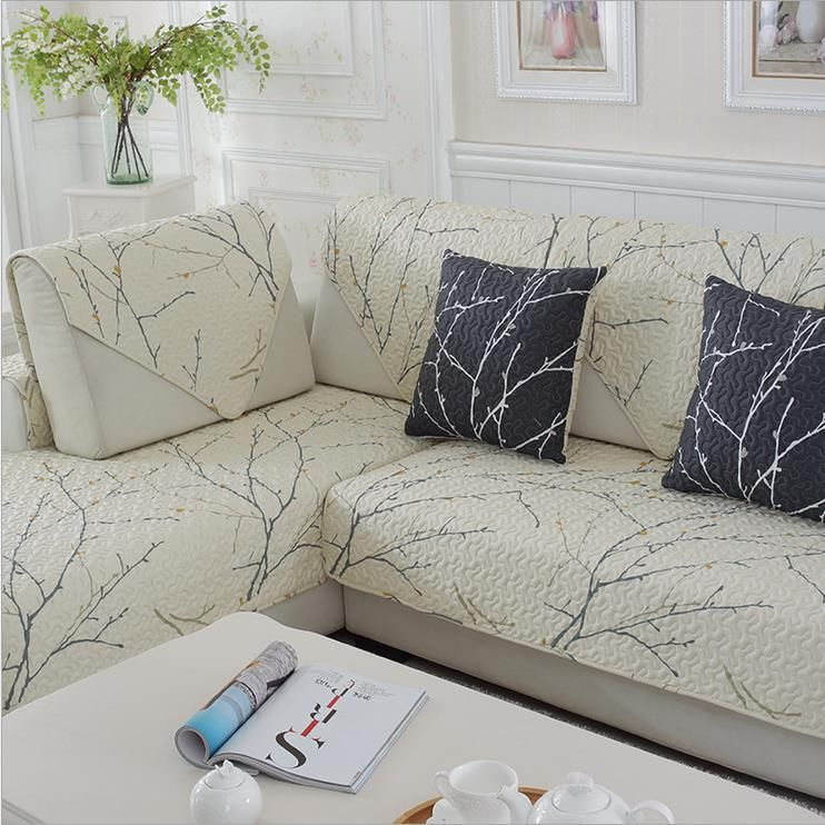 Cheap Couch Cover Buy Quality Sofa Cover Directly From China Sofa Slipcover Suppliers 1 Piece Cotton Sofa Cover Sofa Covers Couch Covers Luxury Chair Covers