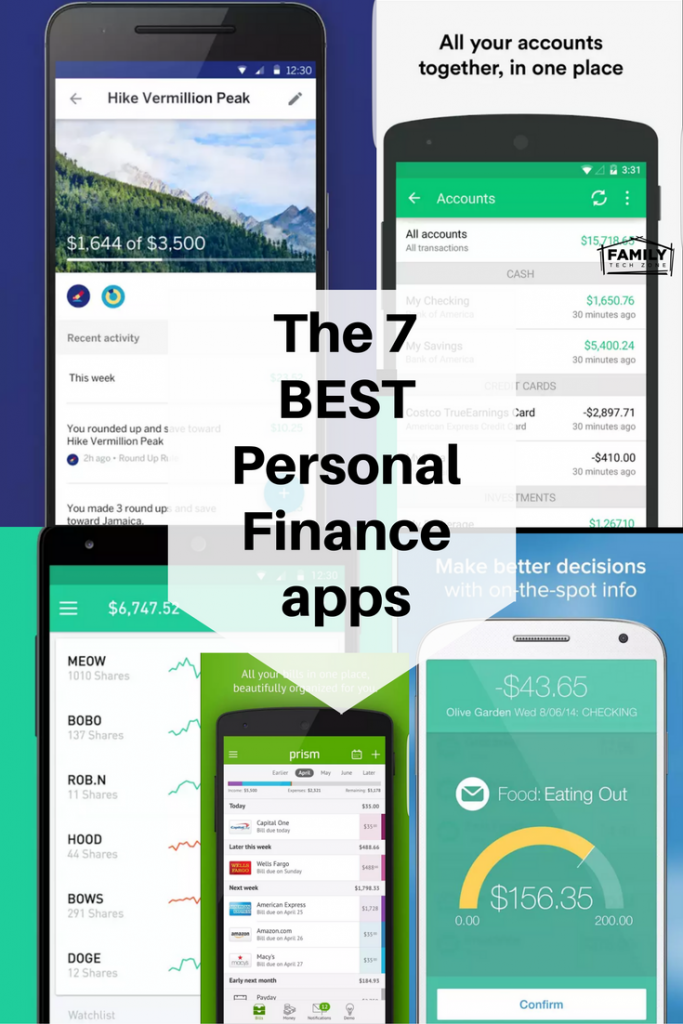 7 Personal Finance Apps You Need To Download Now