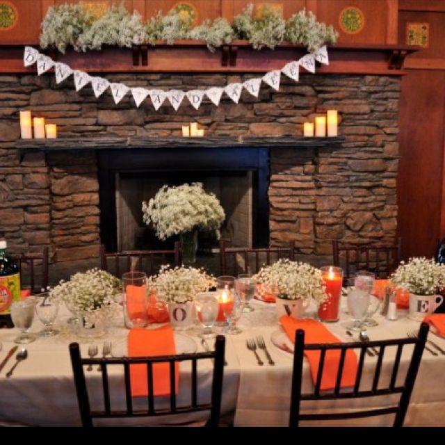 Oak Arbor Reception: Wedding Decorations, Wedding, Decor