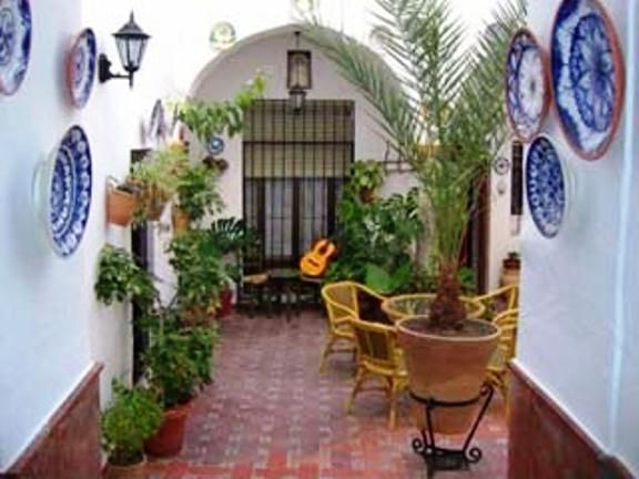 Patios andaluces patios encantadores pinterest - Patios interiores andaluces ...