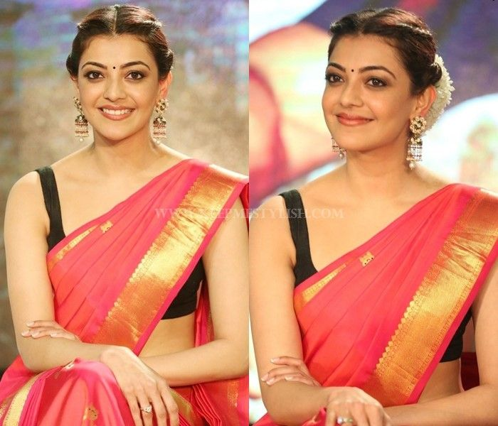 15 Amazing Saree Makeup Hairstyle Ideas To Try Now Keep Me Stylish Saree Hairstyles Simple Saree Designs Bollywood Hairstyles