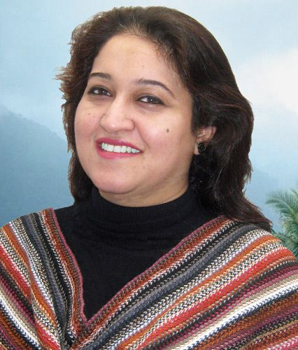 Interview with Harleena Singh - The Commeting Super Star and an Inspirational Writer....