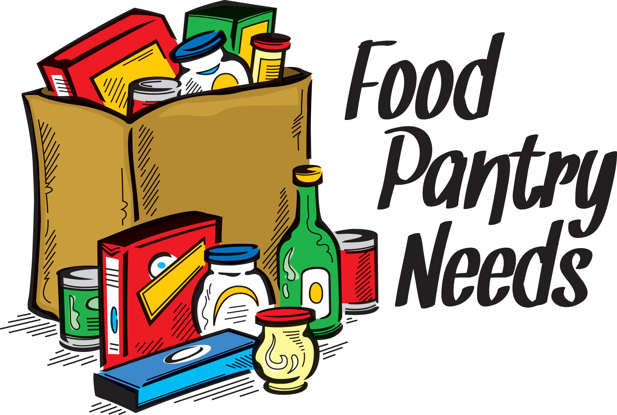 38++ Clipart food pantry ideas