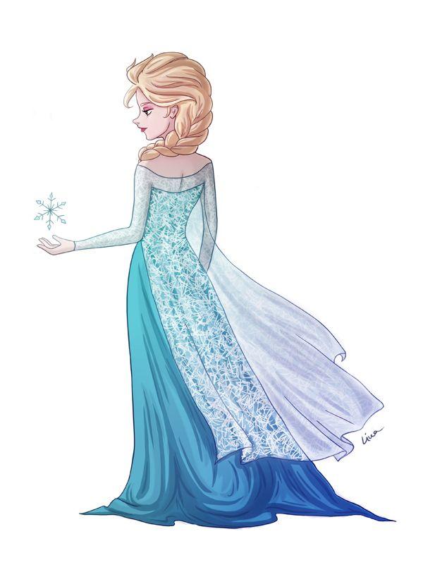 Elsa by aileensea