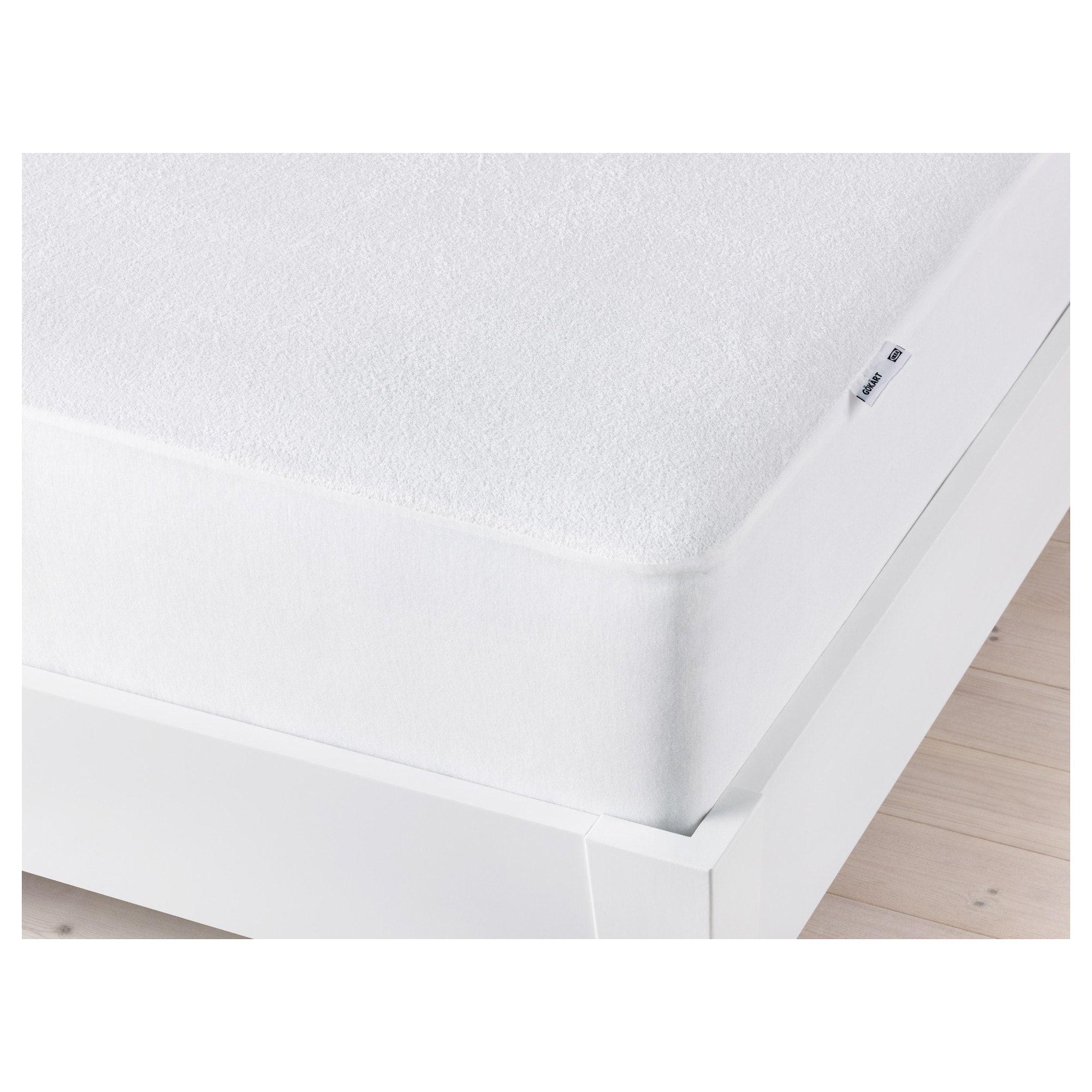 Gokart Proteggi Materasso 90x200 Cm Ikea It Mattress Mattress Protector Bed Frame With Storage